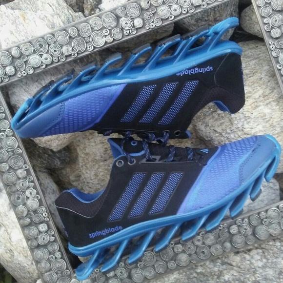 adidas scarpe da corsa mens 8 nuovi senza tag poshmark